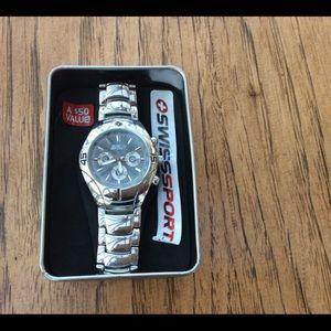Swiss Sport watch